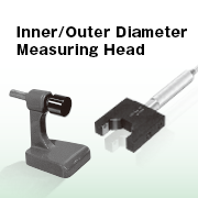 Inner/Outer Diameter Measuring Heads