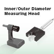 Inner/Outer Diameter Measuring Head
