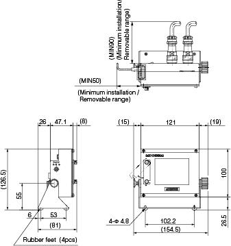 MINICOM-X   TOSEI ENGINEERING CORP