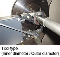 Tool type