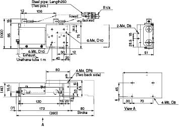 DR-08C-HR図面