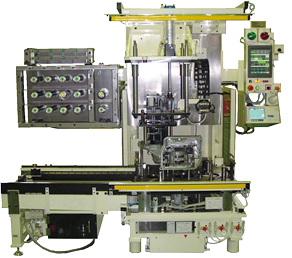 Side shim selection machine