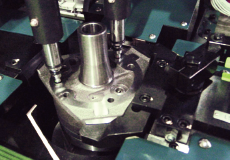 Cylinder Alignment machine