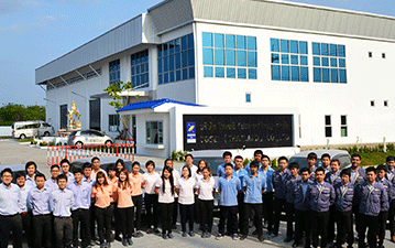 TOSEI Thailand employee