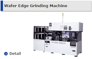 Wafer Edge Grinding Machine